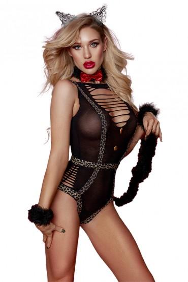 Costume sexy de Catwoman...