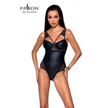 Body faux cuir Loona - Passion