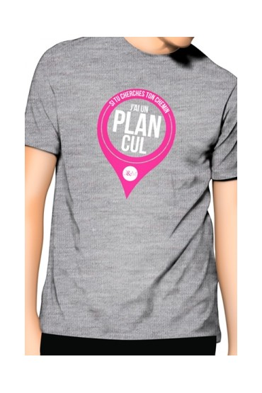 T-Shirt J&M J'ai un Plan...