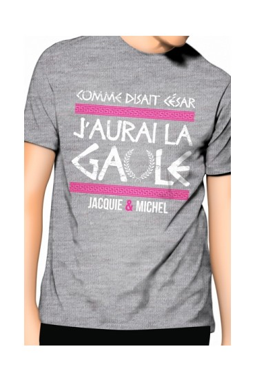 Tee-Shirt J&M j'aurai la...