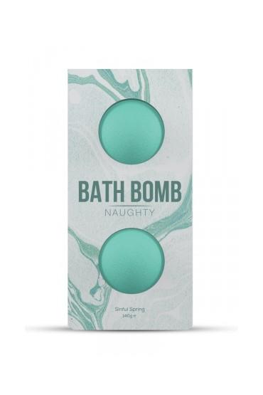 2 Bombes de bain Naughty -...