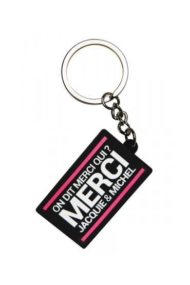 Porte-clés J&M logo...