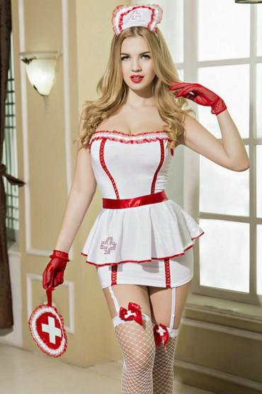 Déguisement sexy infirmière...