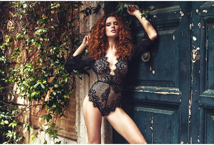 Toutes les femmes ont besoin de leur lingerie comme Eve de son jardin